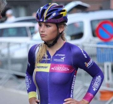 Pook Moonen - ciclista Neerlandesa