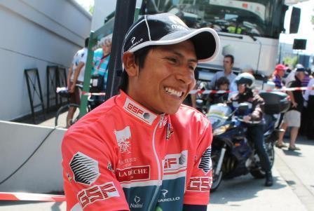 etapas ganadas por Nairo Quintana