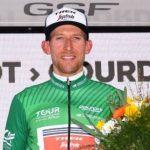"""Bauke Mollema: """"Tuve que hacer el sprint temprano"""""""