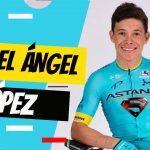 Miguel ángel SUPERMAN López vuelve al Astana